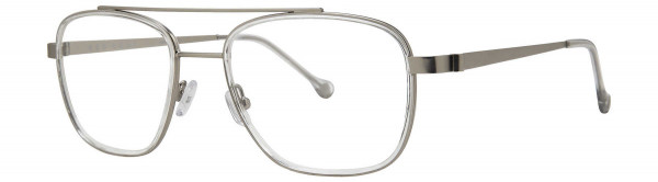 Red Rose Velletri Eyeglasses, 6192 Sheer Crystal