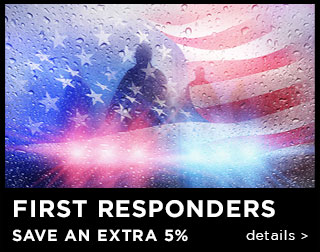 First Responders Save An Extra 15%
